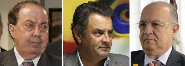 Danilo de Castro: PT está é com medo do Aécio em 2014